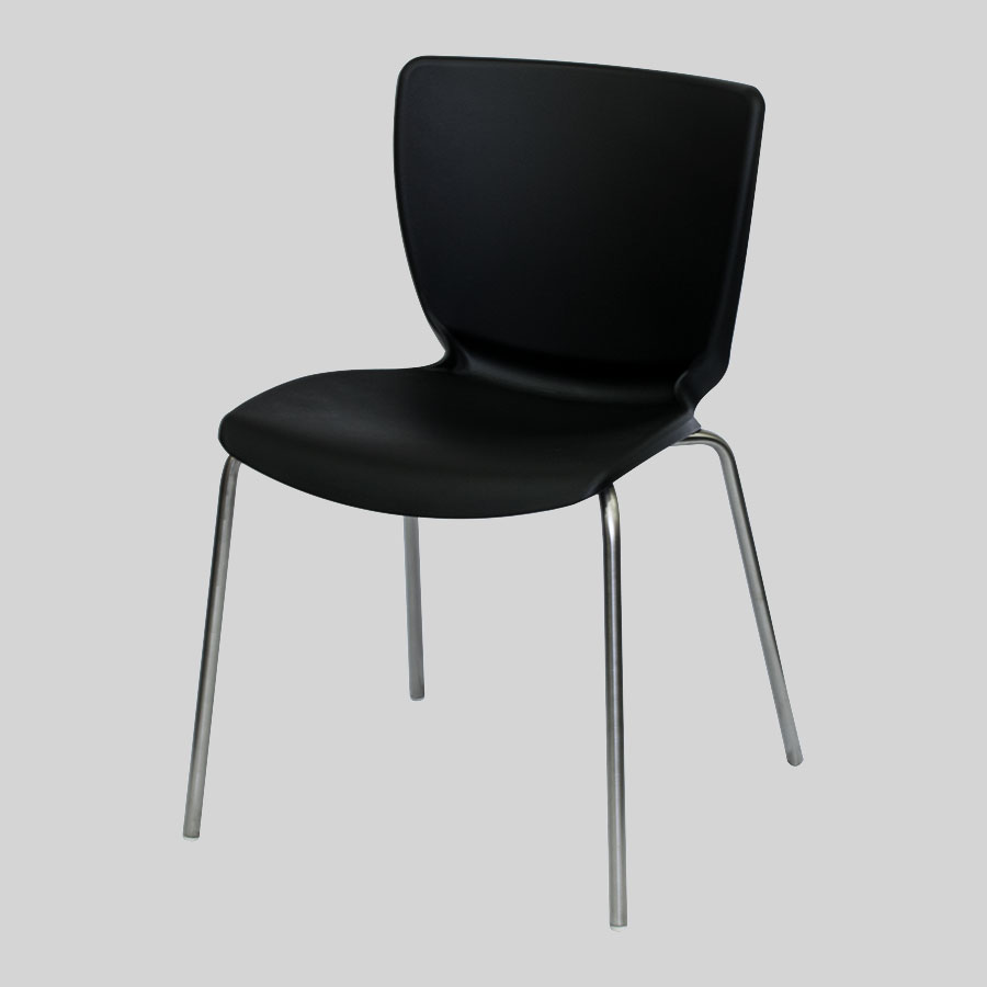 Metro Commercial Chairs - Black