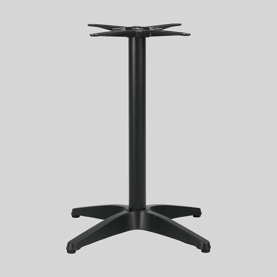 Miller Table Base - Black