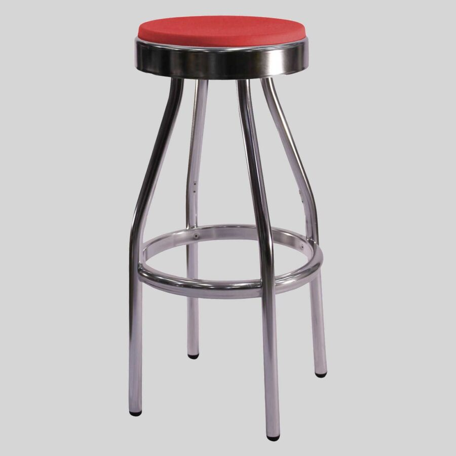 Nolita Stool - Red
