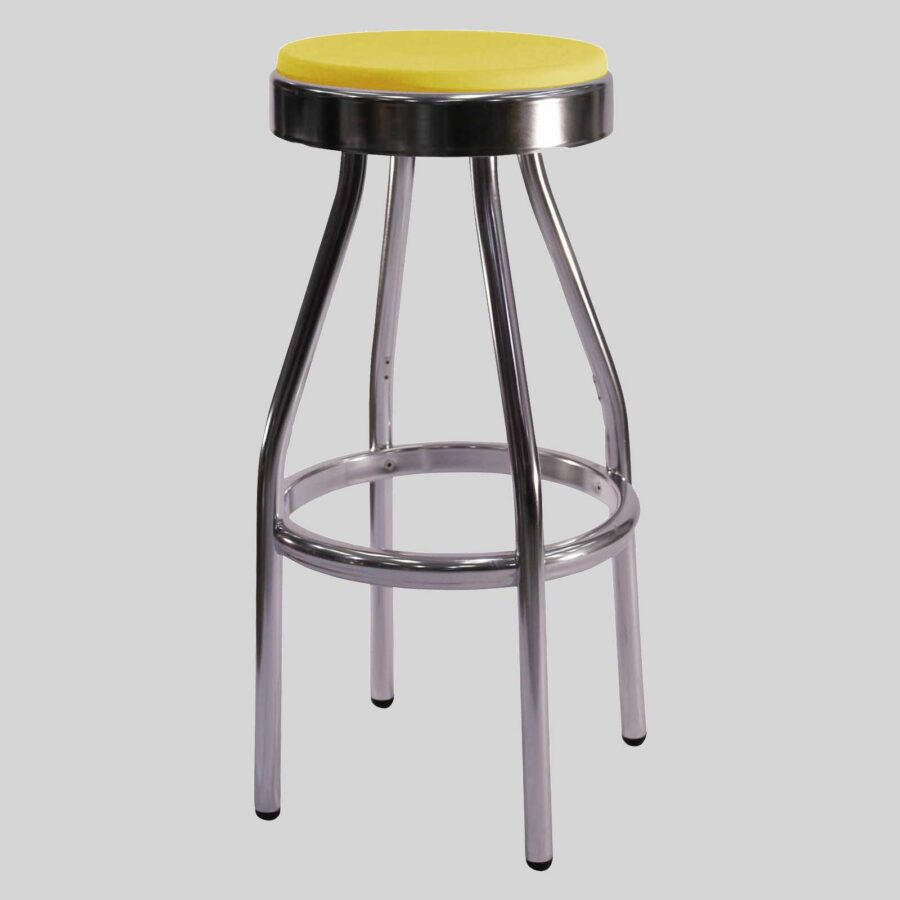 Nolita Stool - Yellow