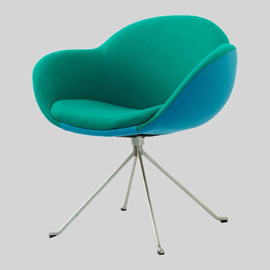 Searl Occasional Lounge Chairs by Konfurb