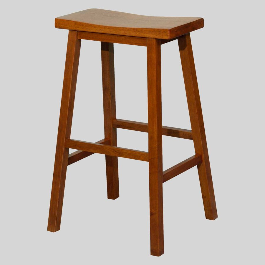 Serenity II Stool - Maple