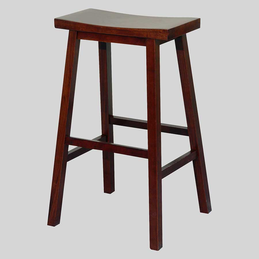 Serenity II Stool - Chocolate