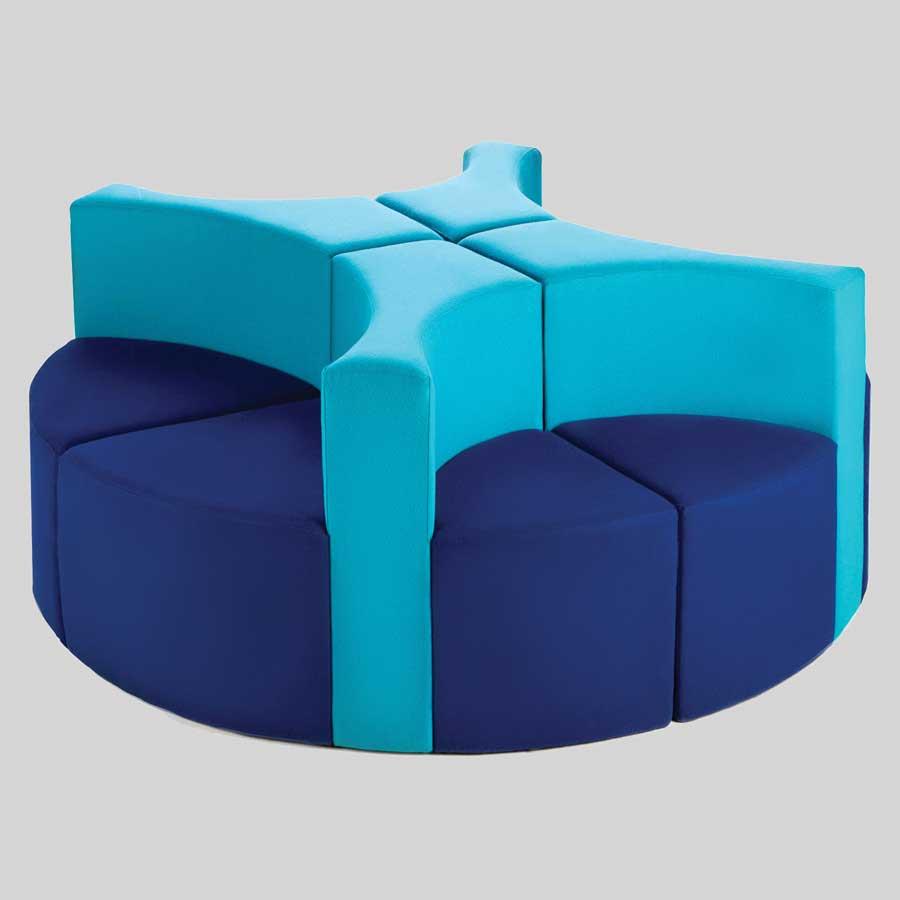 Slice Collaborative Seating