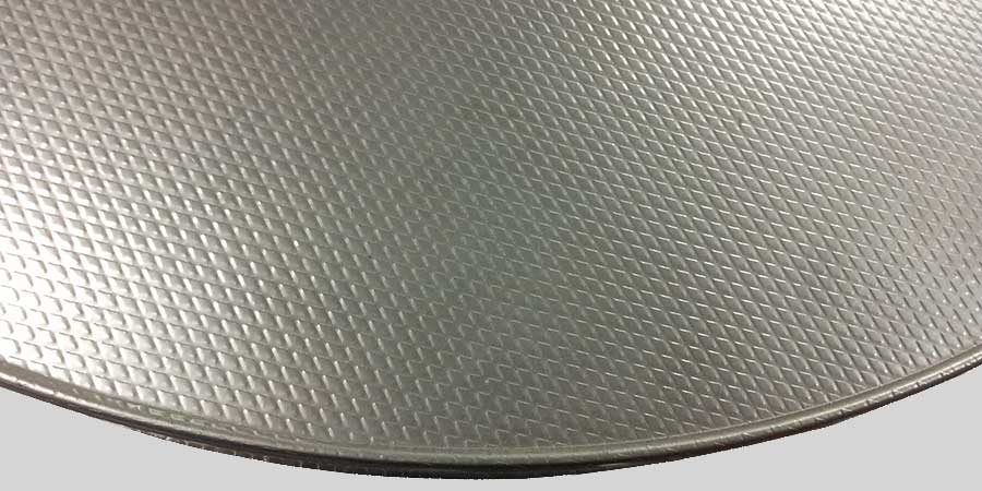 Embossed Stainless Steel Table Tops