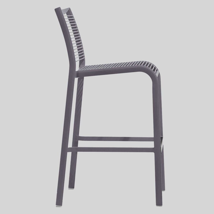 Waverly Barstool - Grey