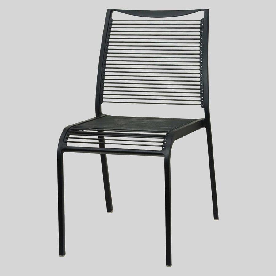 Waverly Chair Furniture - Black
