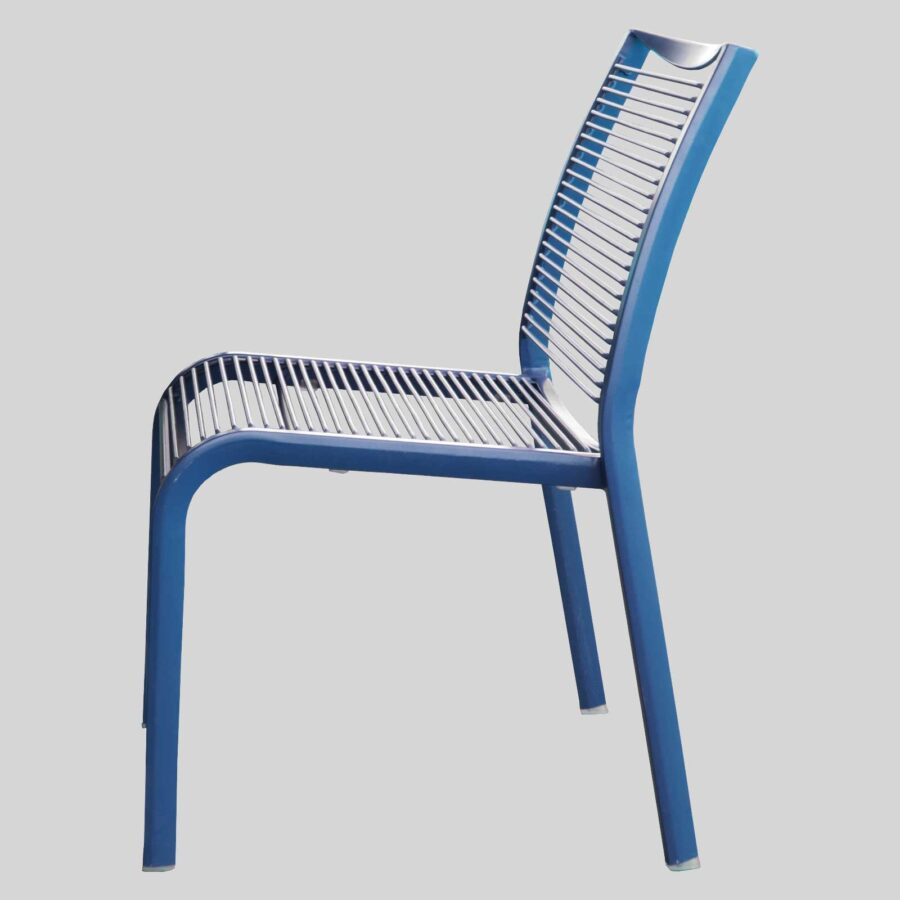 Waverly Chair Furniture - Blue