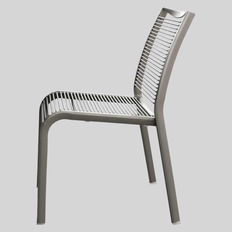 Waverly Chair Furniture - Grey