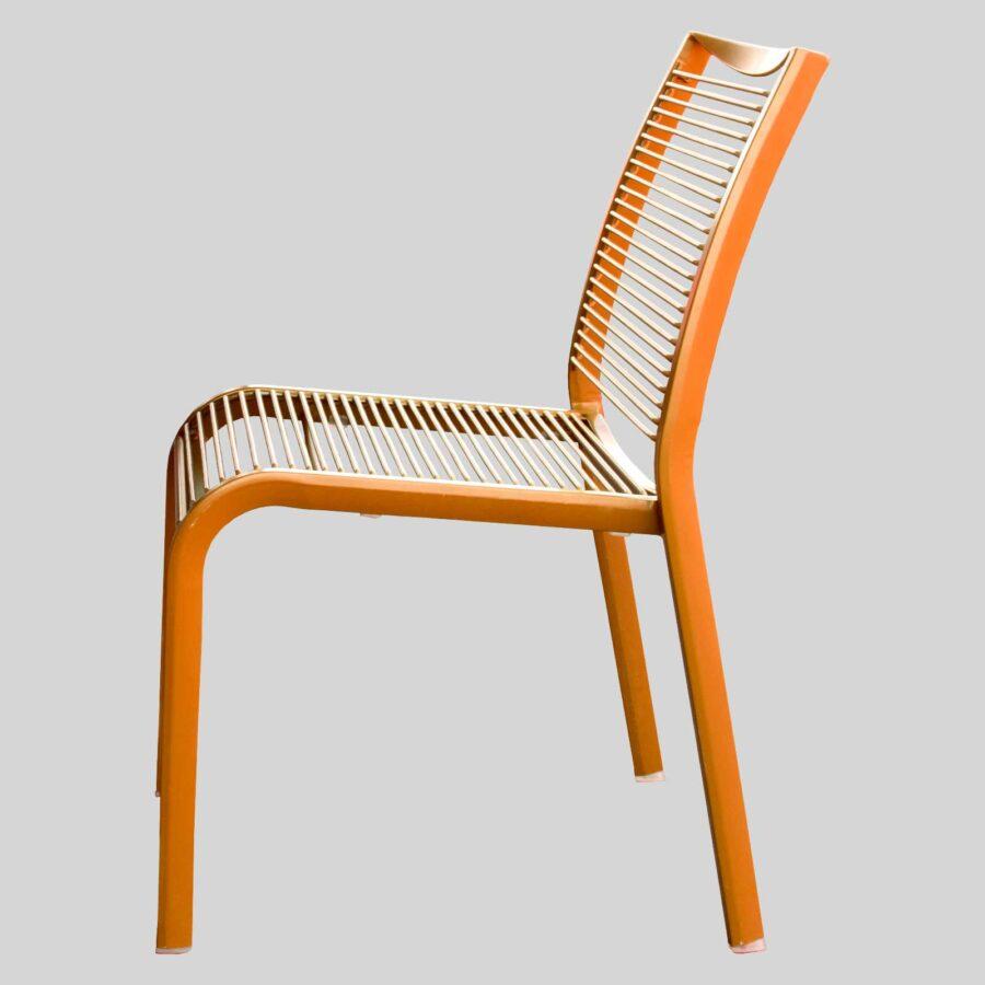 Waverly Chair Furniture - Orange