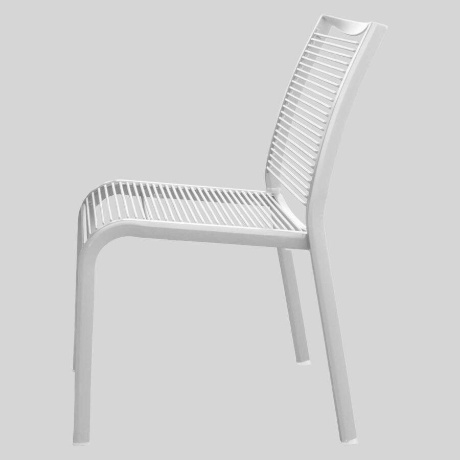 Waverly Chair Furniture - White
