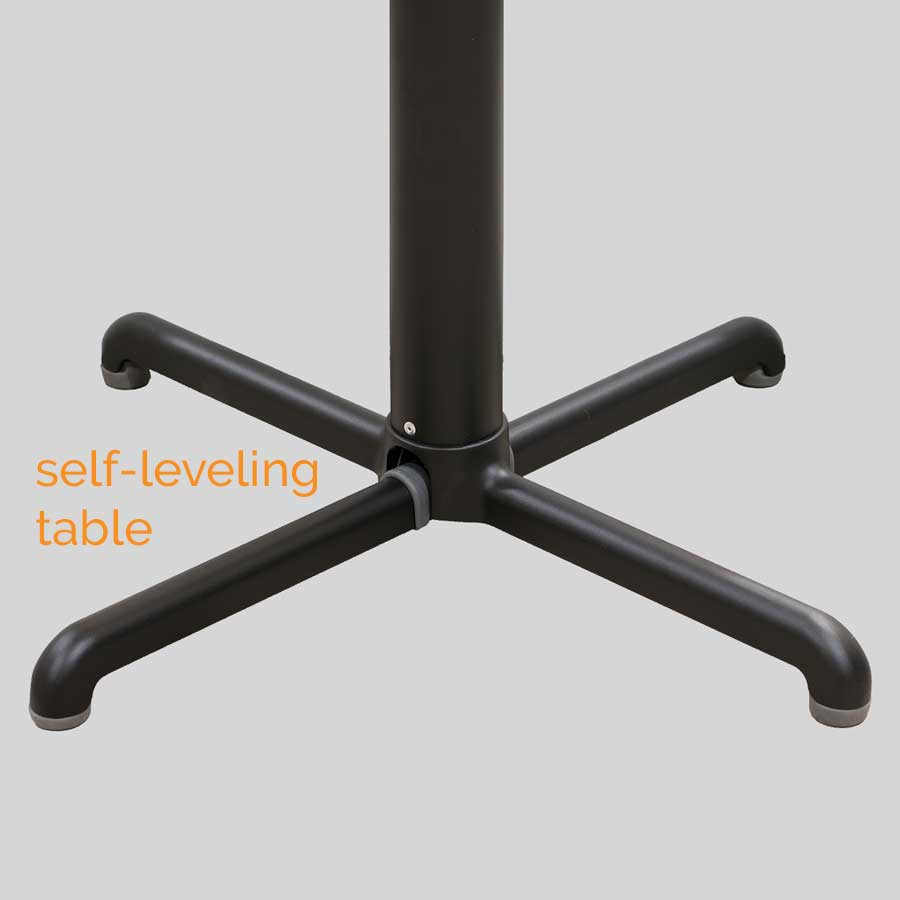 Gyro Swoose Self-leveling Table Bases