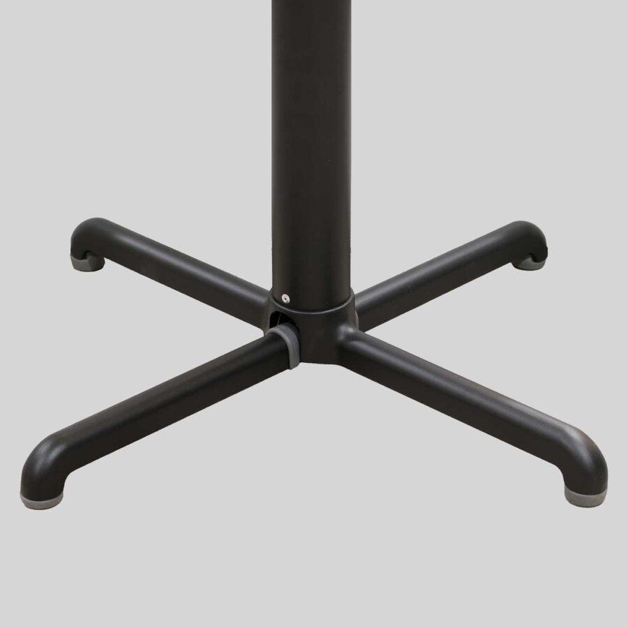 Gyro Swoose Self-Leveling Table Base - Black