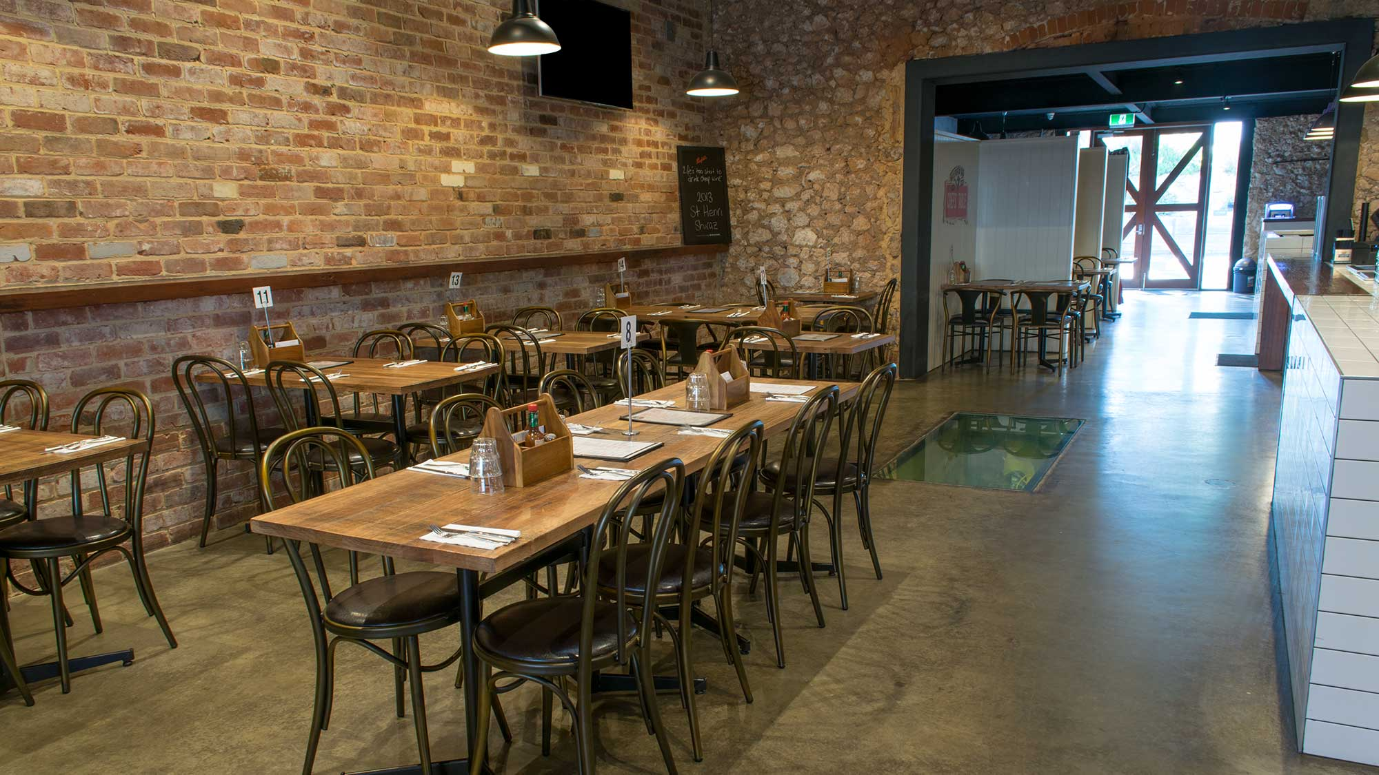 Furniture Supplied To The Exchange Hotel Gawler South