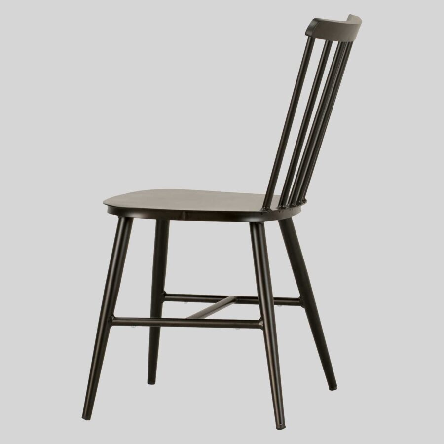Magnolia Black Chair