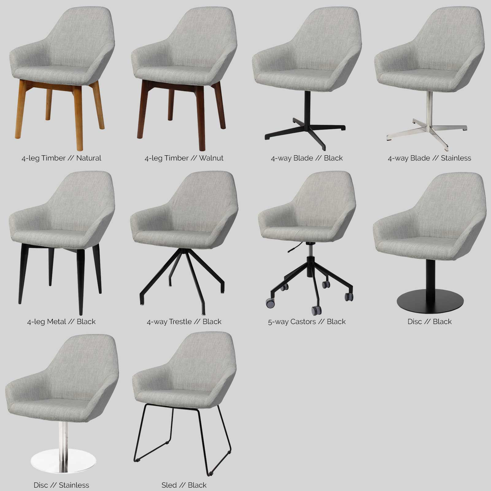 Tub Chair Selections | Furniture for Hospitality & Commercial ...