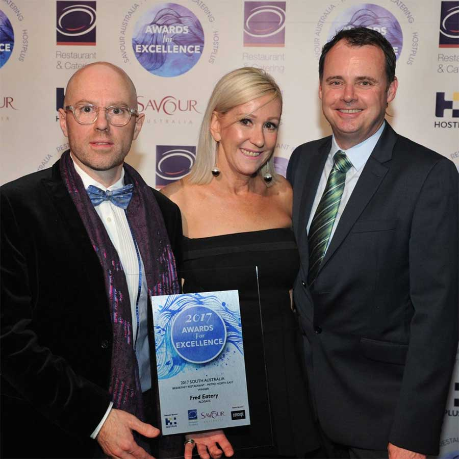2017 Restaurant & Catering Awards for Excellence – SA