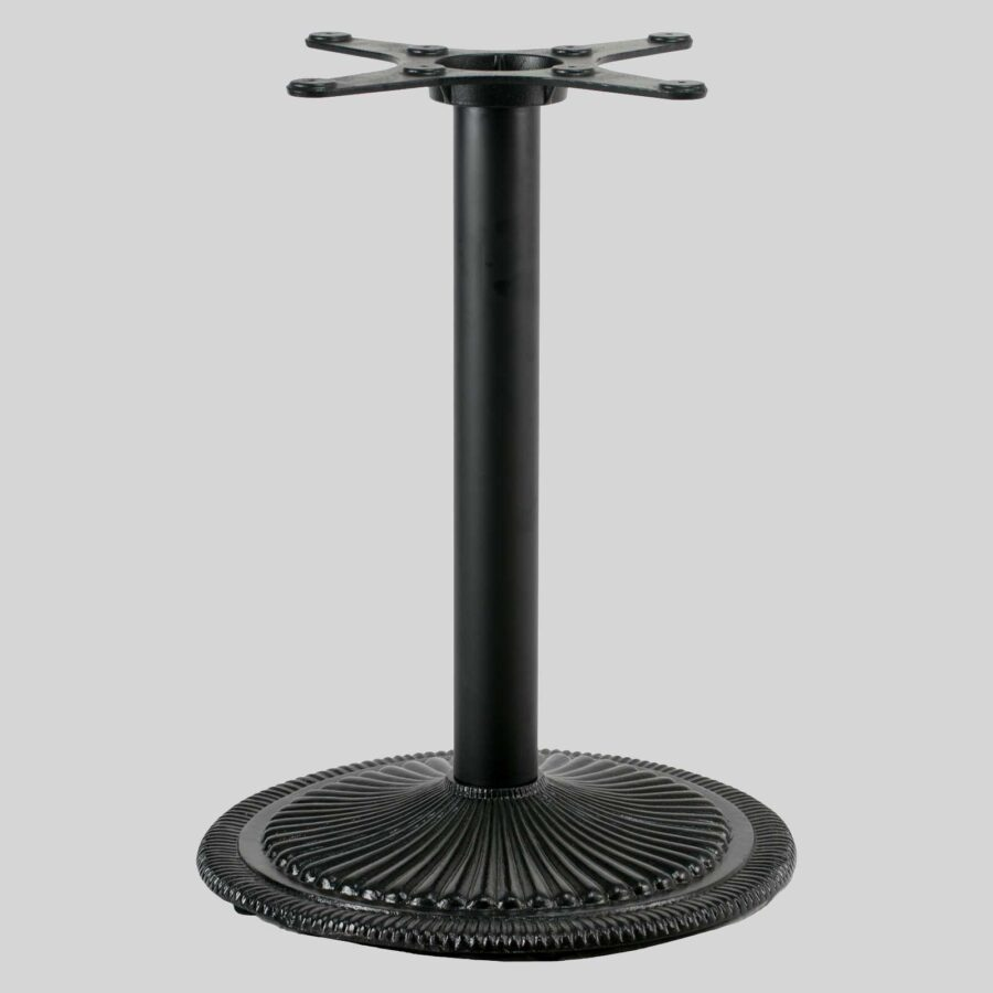 Victoria Cast Iron Table Base