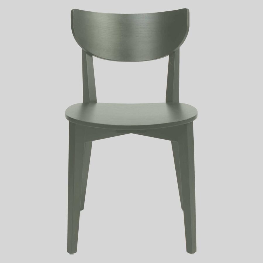Romano Side Chair - Olive Grey