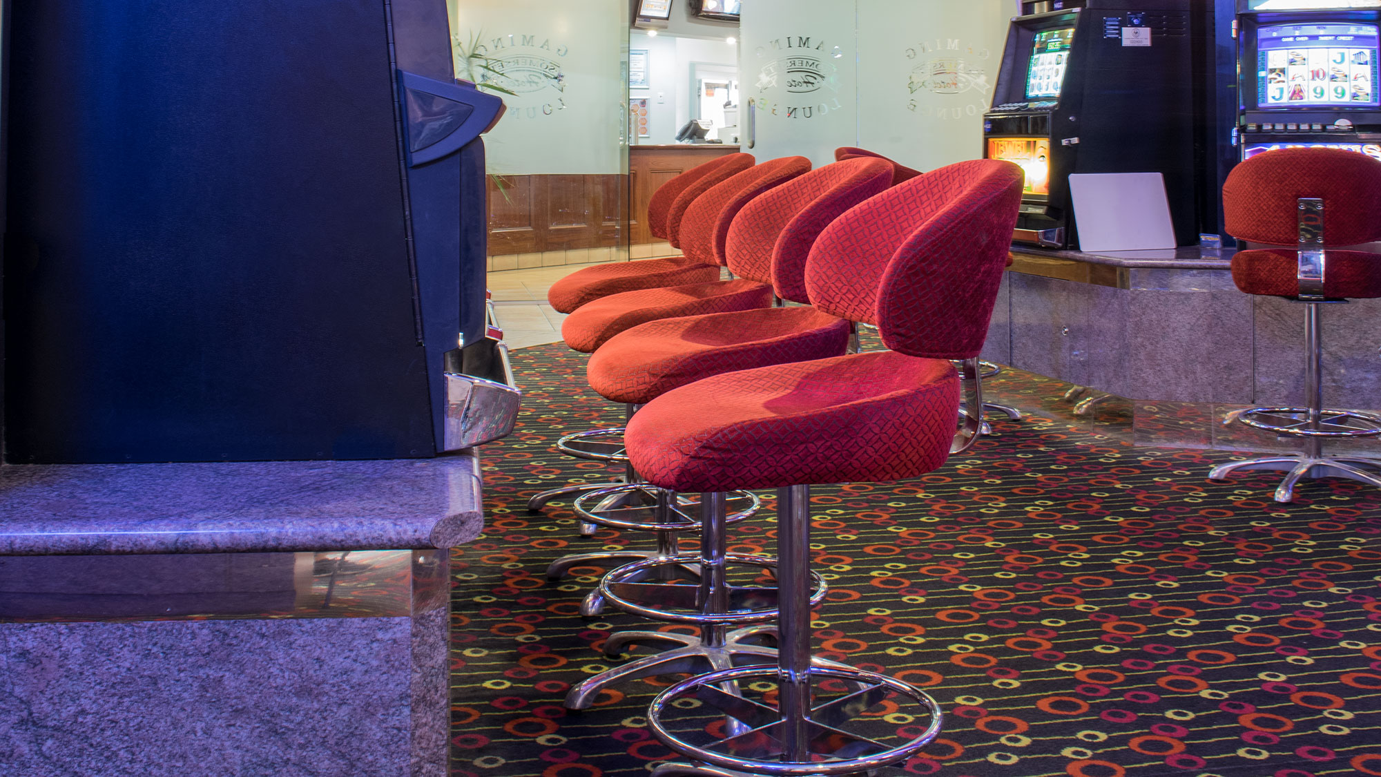 Gaming Stools Pokie Stools Australia Wide Delivery