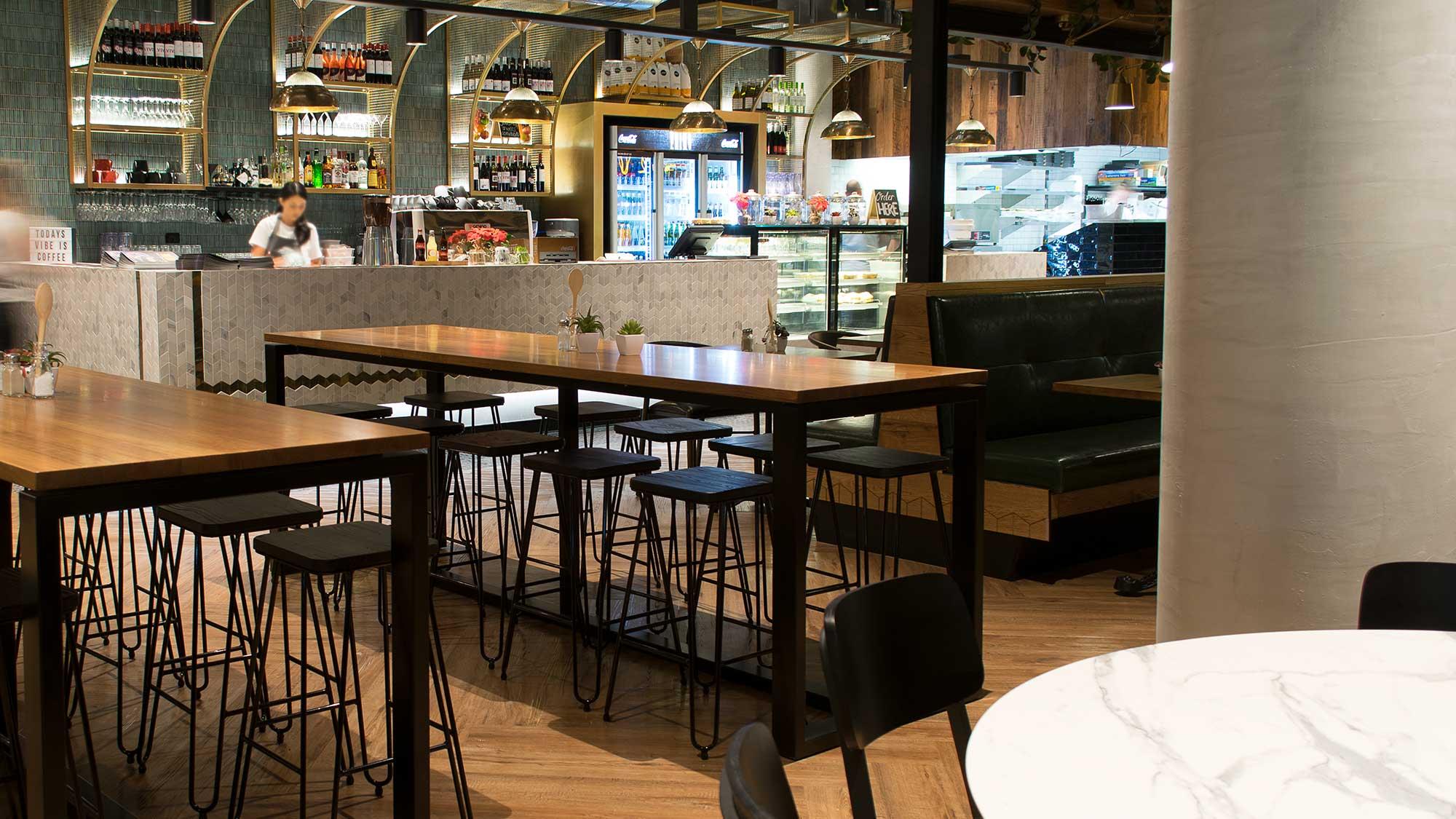 Caffe Primo Modbury