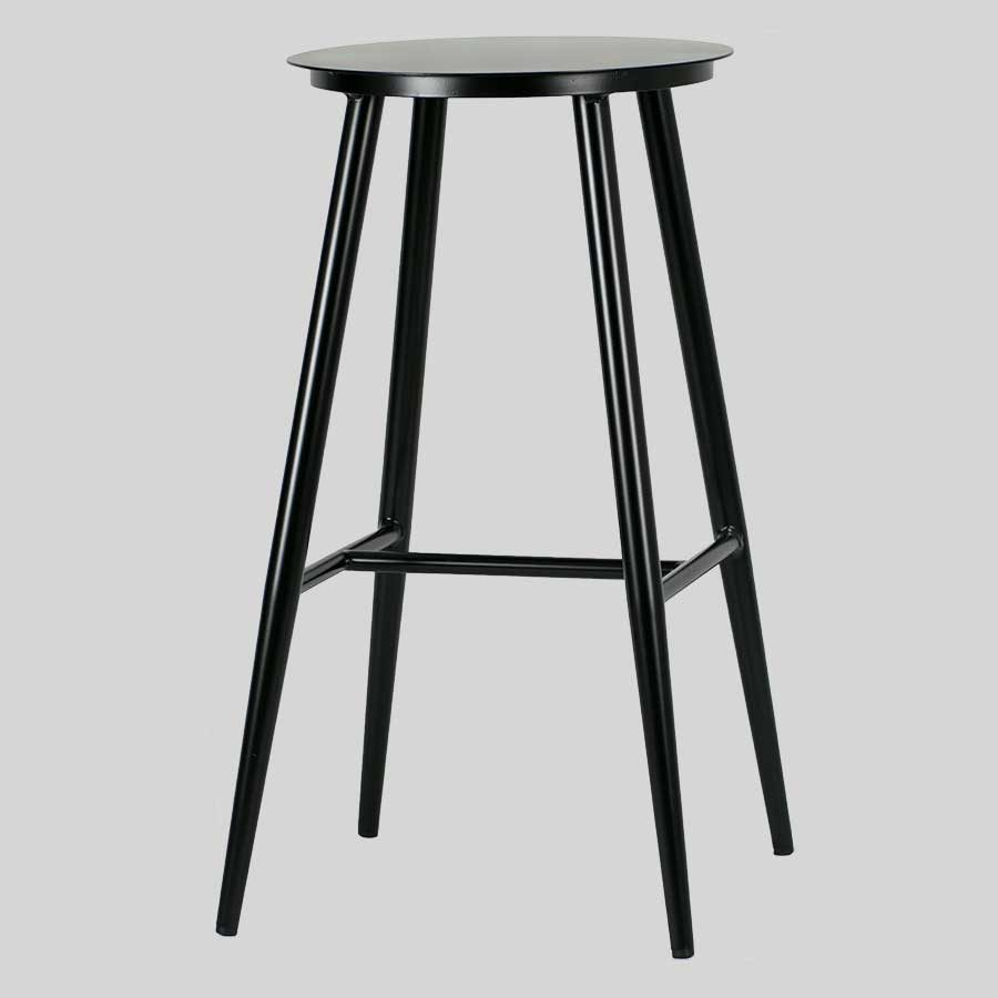 Magnolia Bar Stool - Black