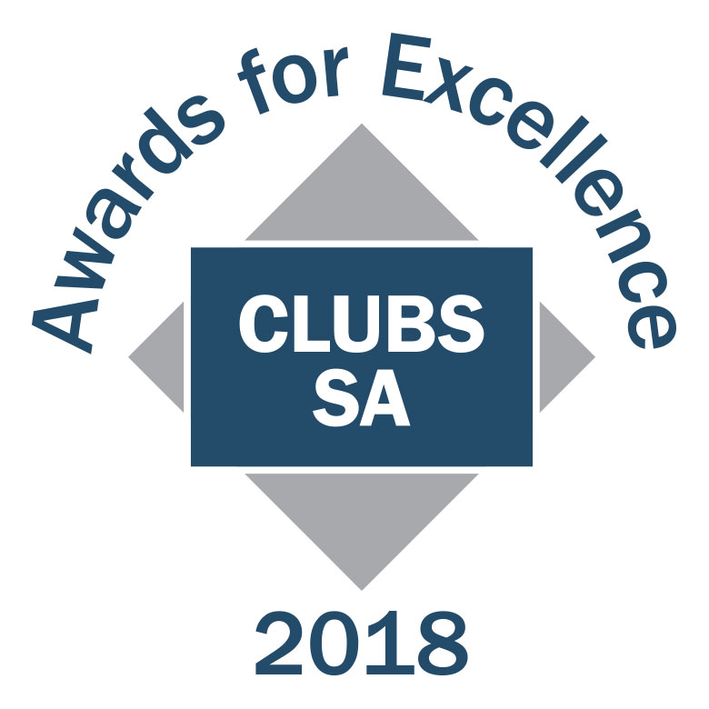 Clubs SA Awards for Excellence 2018