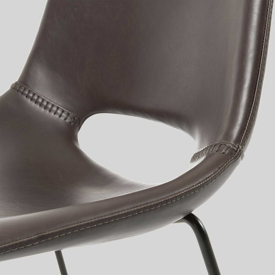 Bogart Chair - Brown