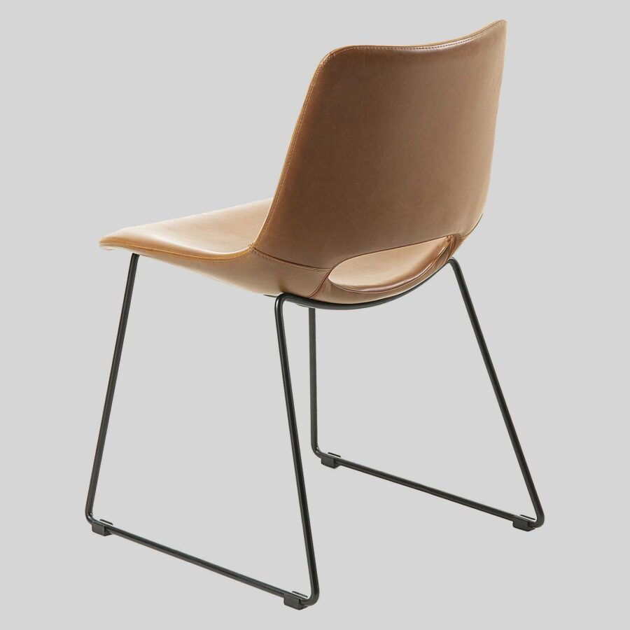 Bogart Chair - Rust