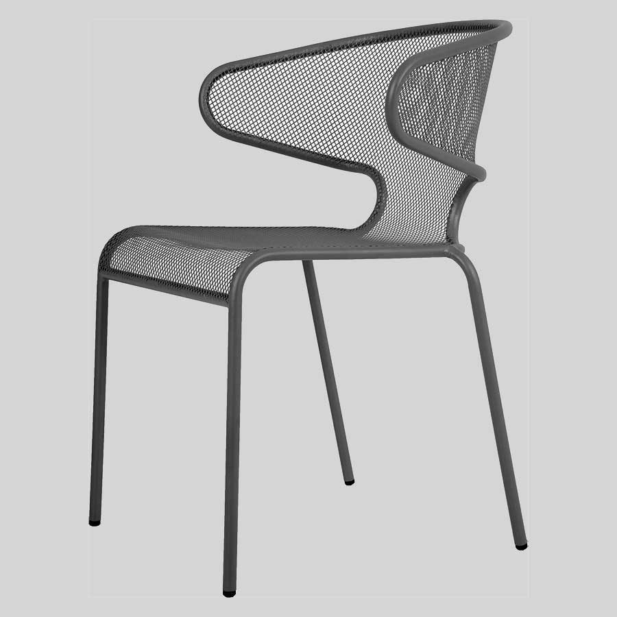La Vita Chair - Anthracite
