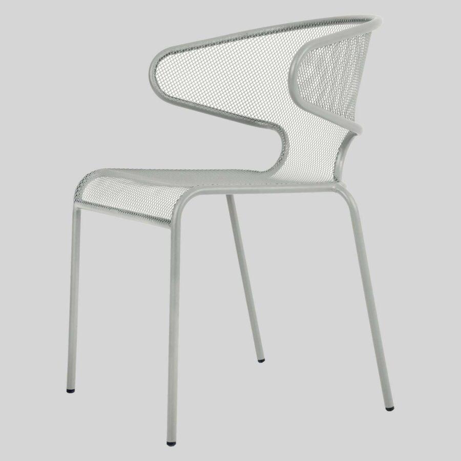 La Vita Chair - Titanium