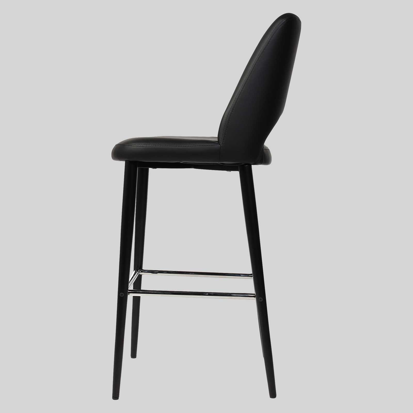 Amazing Upholstered High Back Bar Stool Mulberry Concept Collections Forskolin Free Trial Chair Design Images Forskolin Free Trialorg