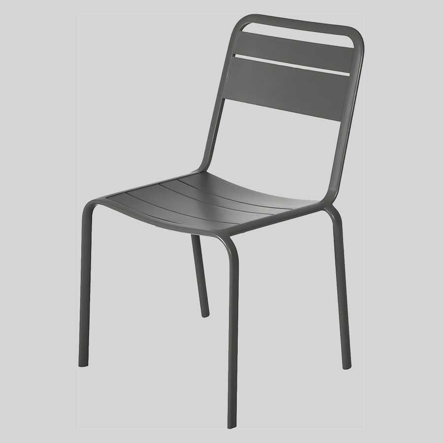 Umbria Chair - Anthracite