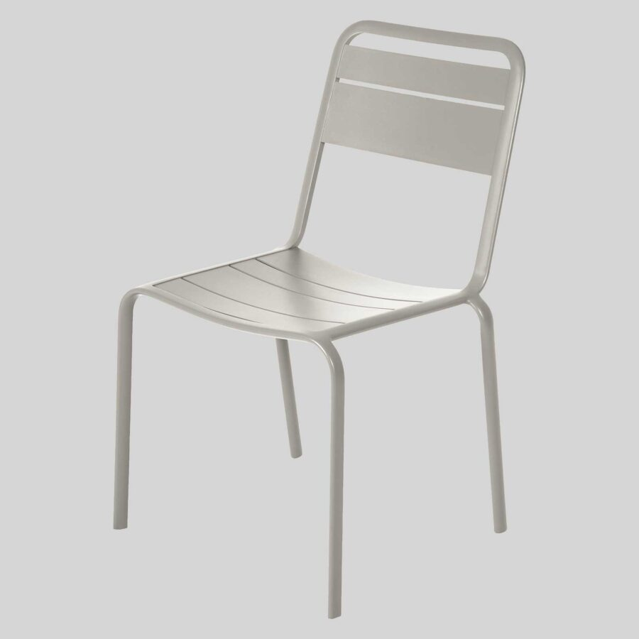 Umbria Chair - Titanium