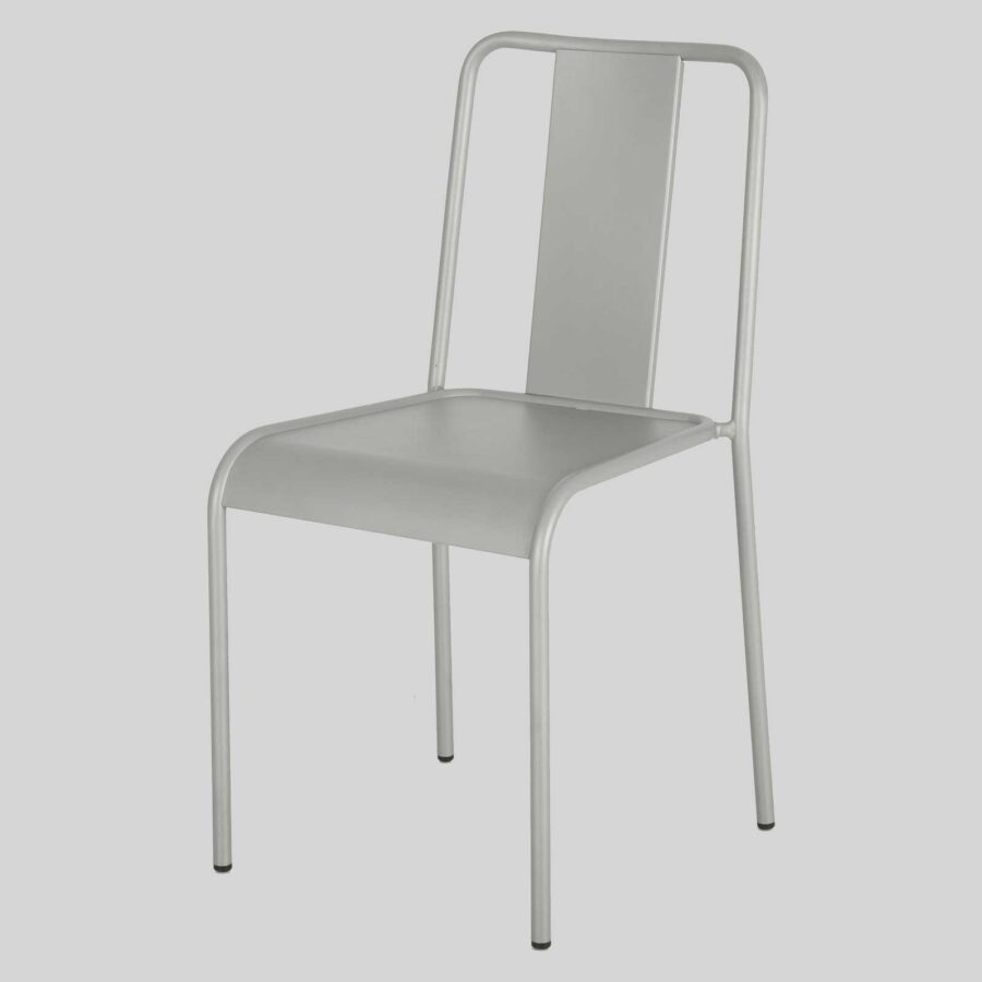 Singolo Chair - Titanium