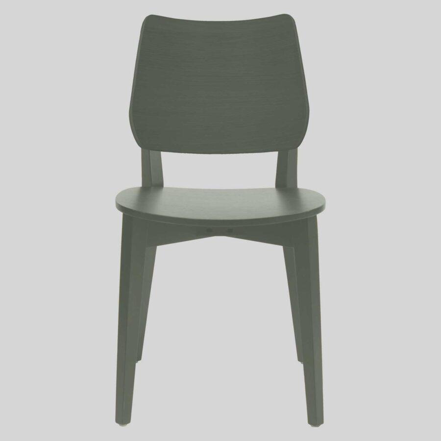 Kokoda Side Chair - Olive Grey