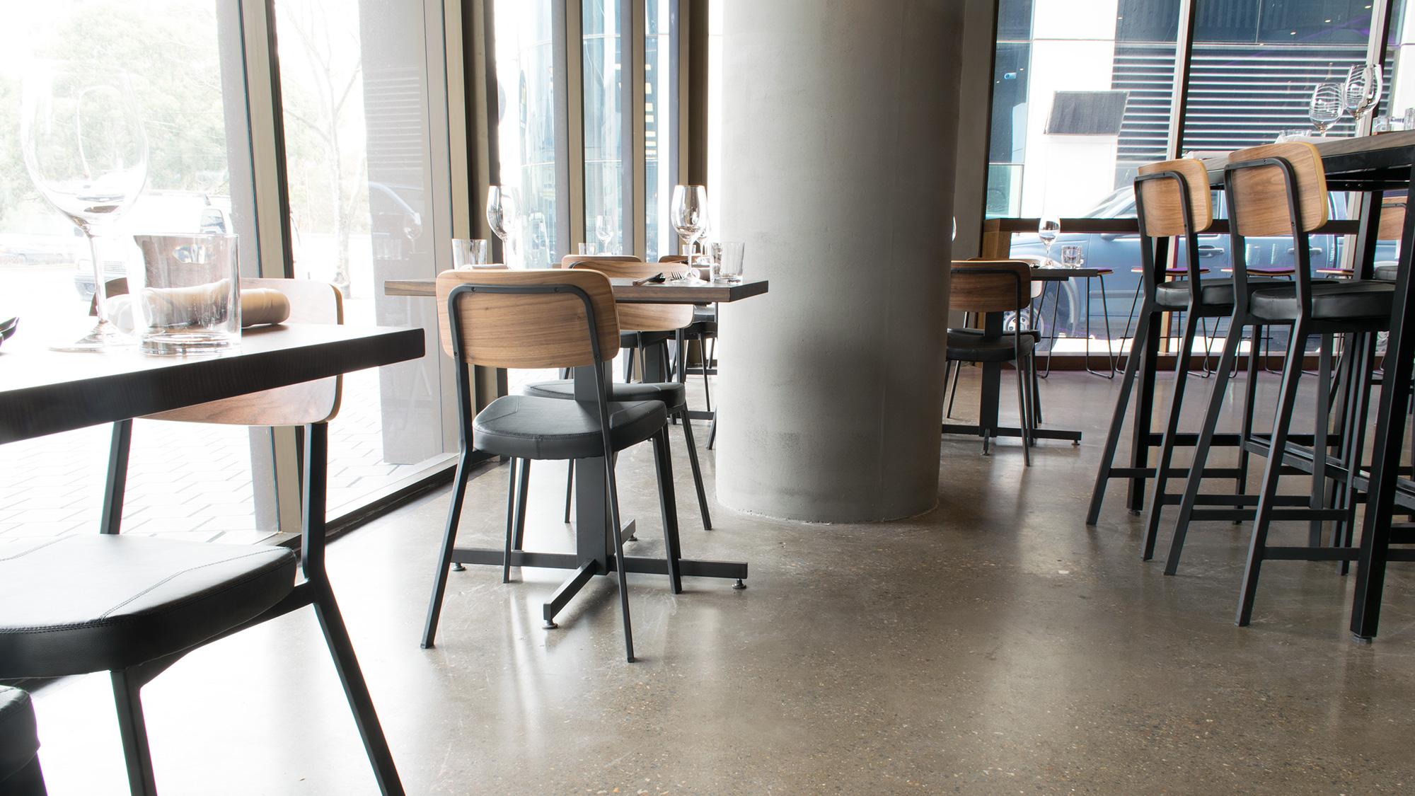 Mimasu Restaurant Adelaide - Caprice Chairs