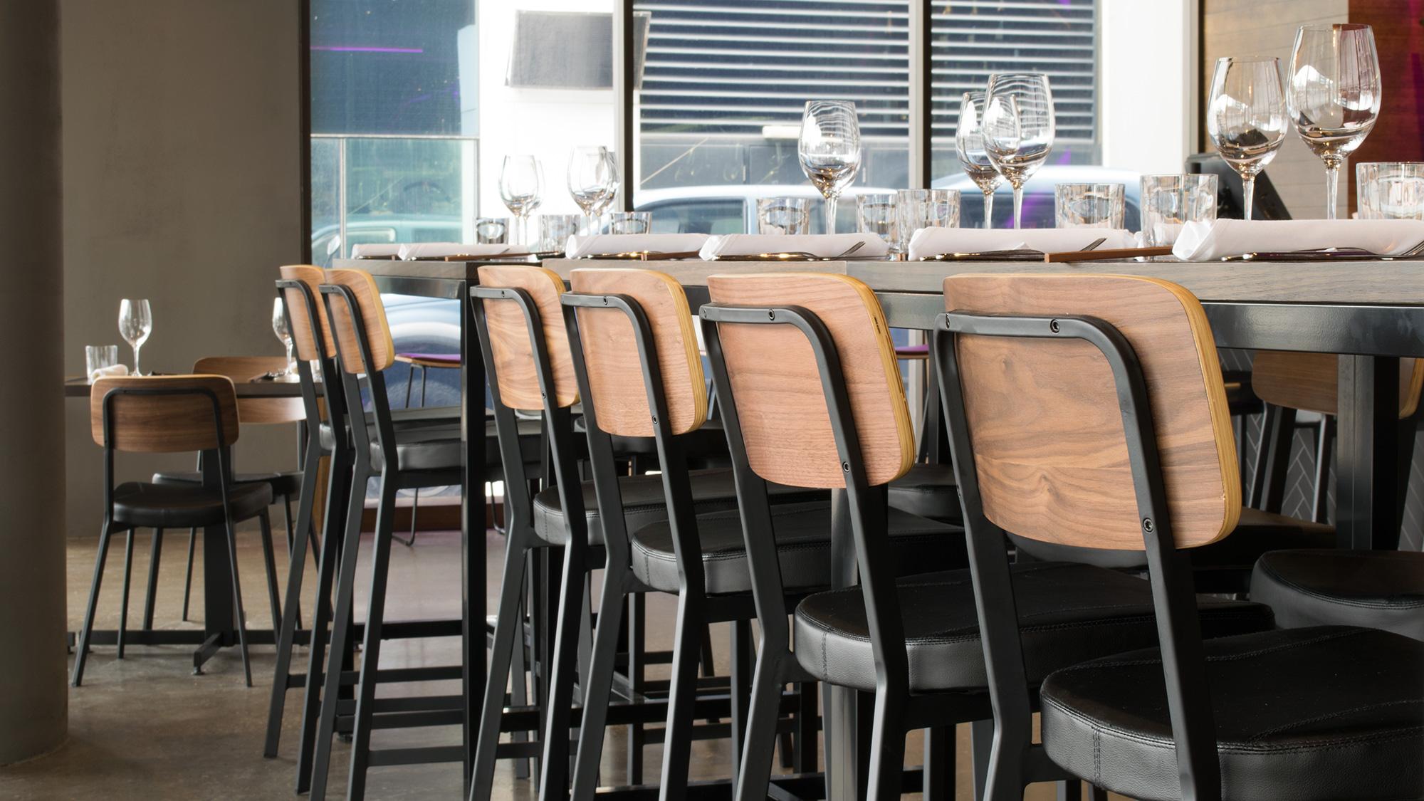 Mimasu Restaurant Adelaide - Caprice Bar Stools
