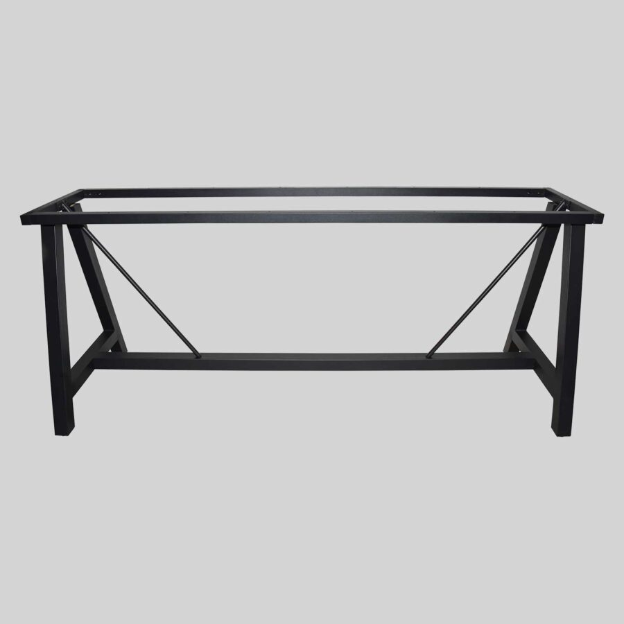 A-Frame (L) Bar Base - Black
