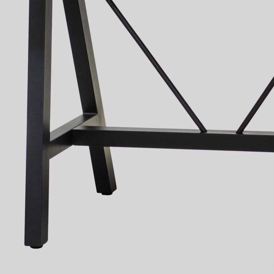 A-Frame (S) Bar Base - Black