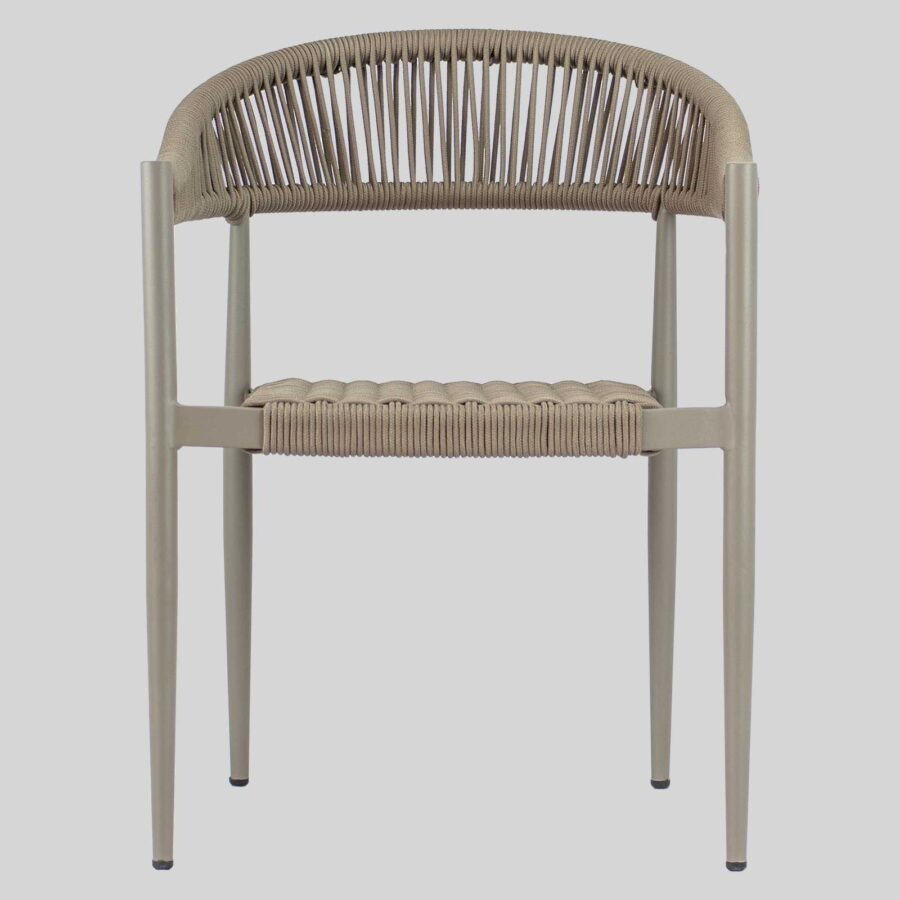Jodie Rope Armchair for Hotels and Restaurants