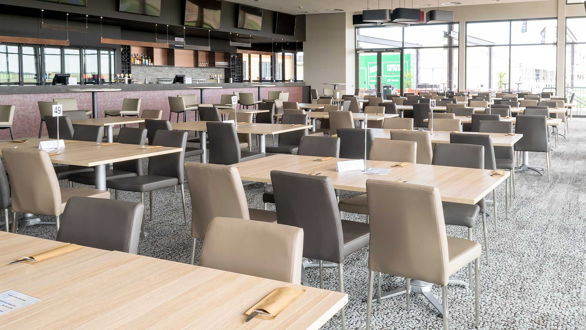 Bridges Event Centre | Gifford Hill | Function Centre Furniture