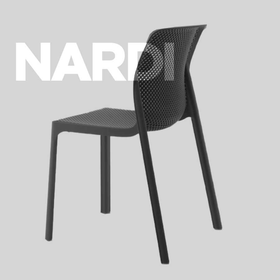 Bit Chair by Nardi