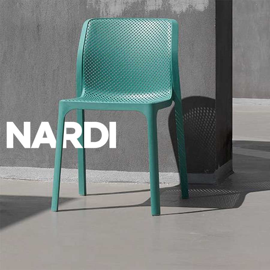 Bit Chair by Nardi - Salice