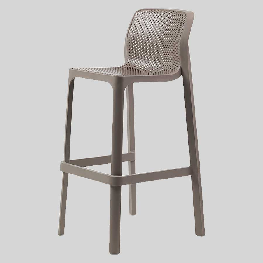 Net Bar Stool by Nardi