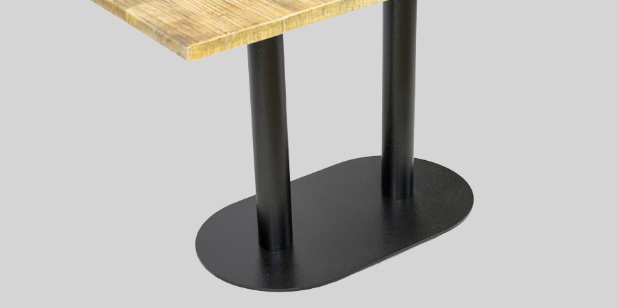 Carlton Cast Iron Restaurant Table Base