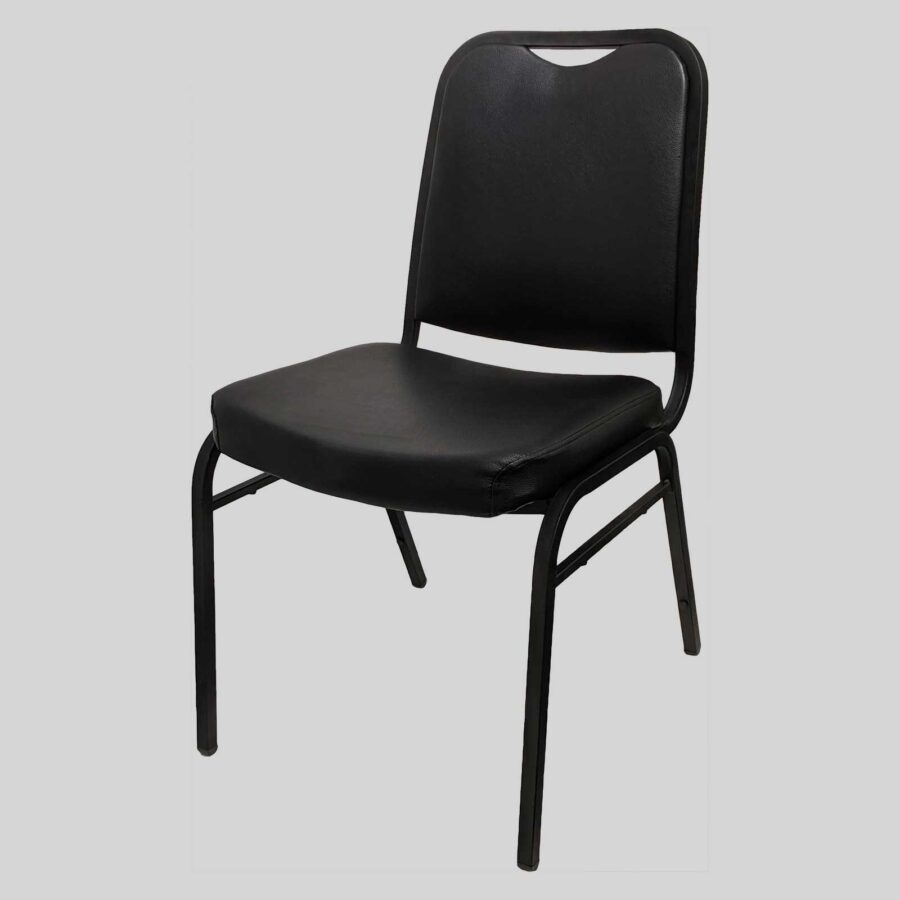 Campania Chair - Black