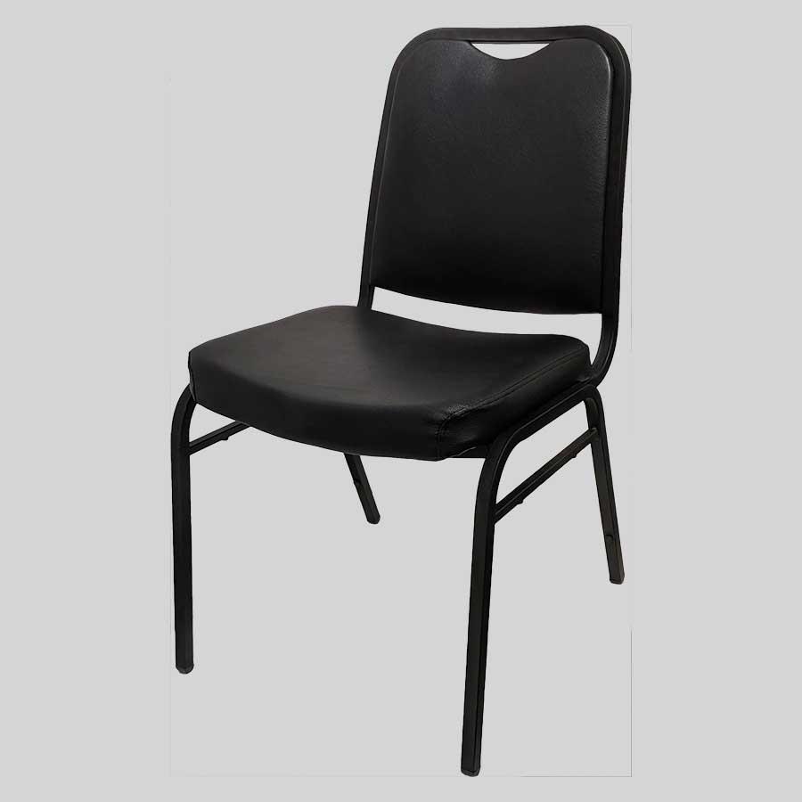 Campania Chair - Black