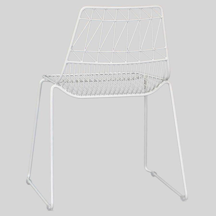 Jett wire outdoor chair