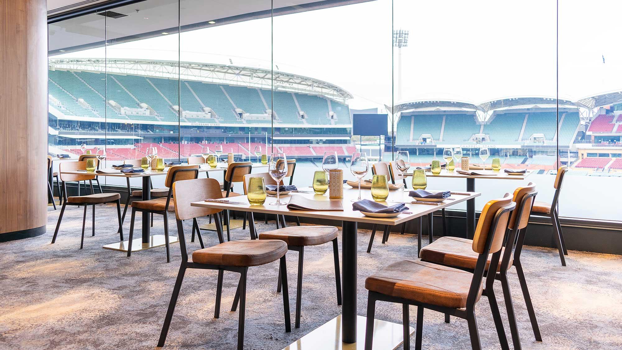 Bespoke at Adelaide Oval